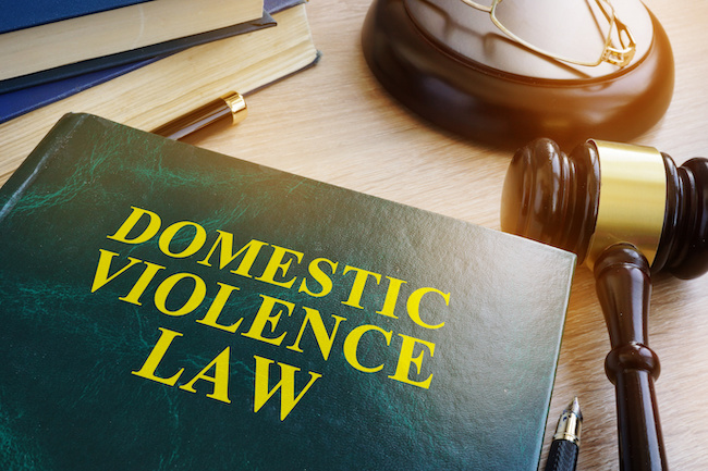 domestic abuse law image